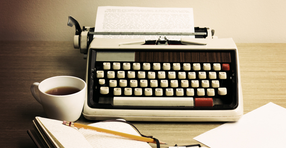 writer-typewriter